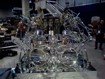 Picture of Glass Drums