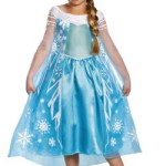Disguise Disney's Frozen Elsa Deluxe Girl's Costume