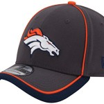 New Era NFL Graphite Team Takedown 3930 Flex Fitted Hat