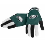 NFL Multi Color Team Logo Knit Gloves