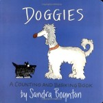 Doggies (Boynton on Board) Board book