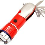 Seatbelt Cutter & Emergency Escape Tool