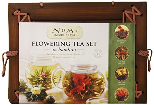 Numi Organic Tea Flowering Gift Set in Handcrafted\u2026 & Numi Organic Tea Flowering Gift Set in Handcrafted... - U Will Love.com